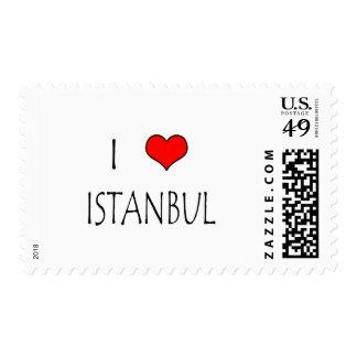 Amo Estambul Sello