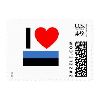 amo Estonia Sello