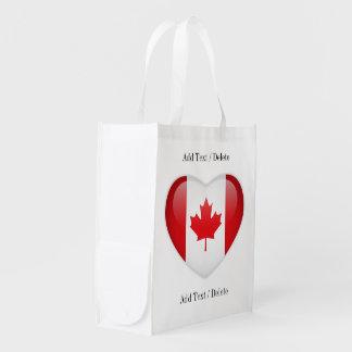 AMO ESTOS bolsos - Canadá Bolsa Para La Compra