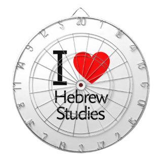 Amo estudios hebreos
