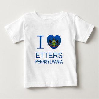 Amo Etters, PA Camisas