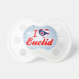 Amo Euclid, Ohio Chupetes Para Bebes