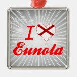 Amo Eunola, Alabama Adornos De Navidad
