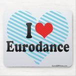 Amo Eurodance Tapetes De Raton
