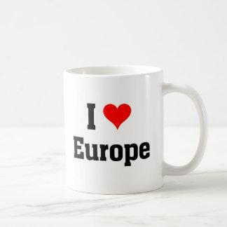 Amo Europa Taza Clásica