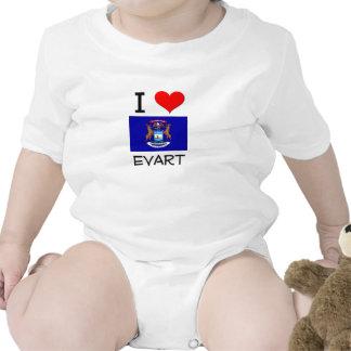 Amo Evart Michigan Trajes De Bebé