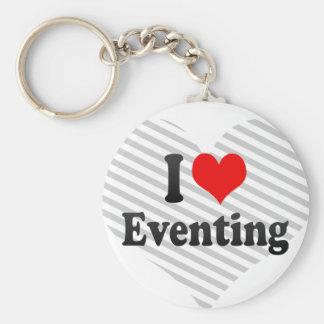 Amo Eventing Llavero