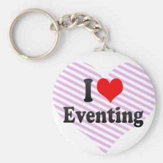Amo Eventing Llaveros