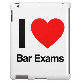 amo exámenes para ejercer la abogacía funda para iPad