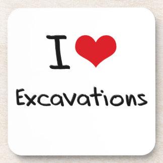 Amo excavaciones posavaso
