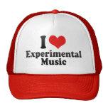 Amo experimental+Música Gorro De Camionero