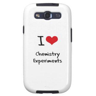 Amo experimentos de la química galaxy s3 coberturas