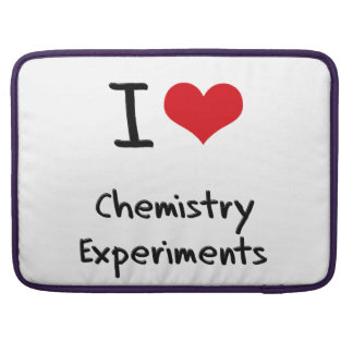 Amo experimentos de la química funda macbook pro