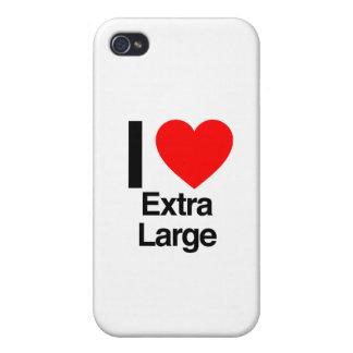 amo extra grande iPhone 4 protector