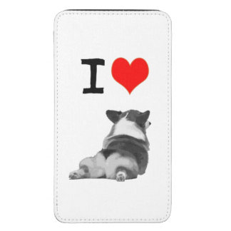 Amo extremos del Corgi Bolsillo Para Galaxy S5