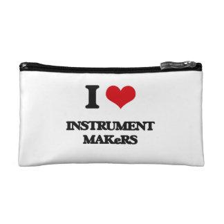 Amo fabricantes del instrumento