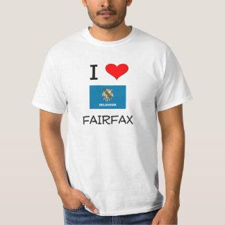 Amo Fairfax Oklahoma Remera