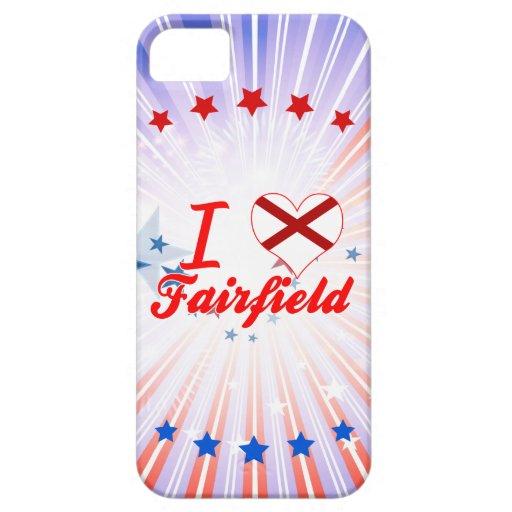 Amo Fairfield, Alabama iPhone 5 Case-Mate Protectores