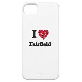 Amo Fairfield California Funda Para iPhone 5 Barely There