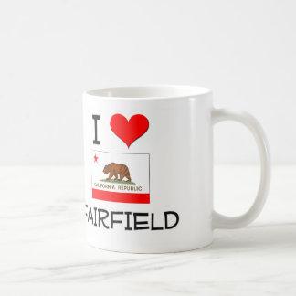 Amo FAIRFIELD California Tazas