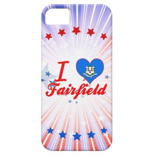 Amo Fairfield, Connecticut iPhone 5 Carcasas
