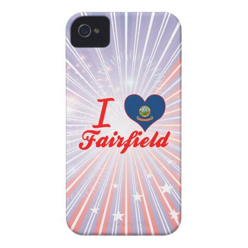 Amo Fairfield, Idaho iPhone 4 Carcasas