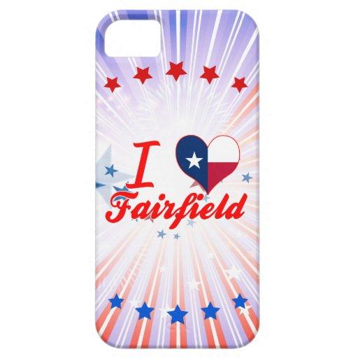 Amo Fairfield, Tejas iPhone 5 Case-Mate Protector