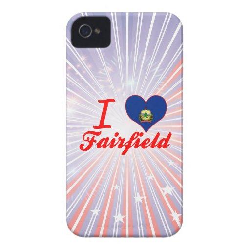 Amo Fairfield, Vermonta iPhone 4 Funda