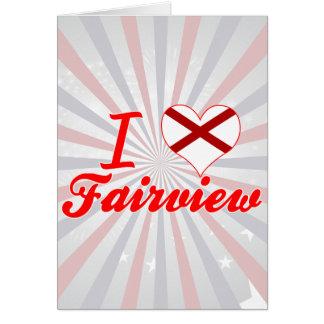 Amo Fairview Alabama Felicitacion