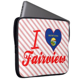Amo Fairview Montana Fundas Portátiles