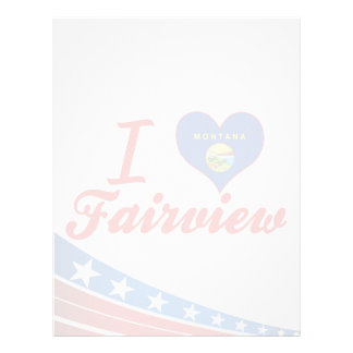 Amo Fairview Montana Membrete