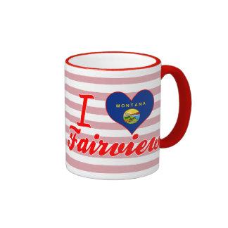 Amo Fairview Montana Taza