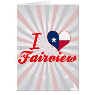 Amo Fairview Tejas Tarjetas