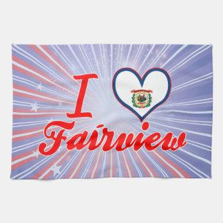 Amo Fairview Virginia Occidental Toallas