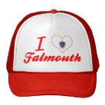 Amo Falmouth, Massachusetts Gorro De Camionero