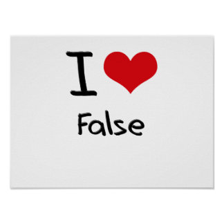 Amo falso impresiones