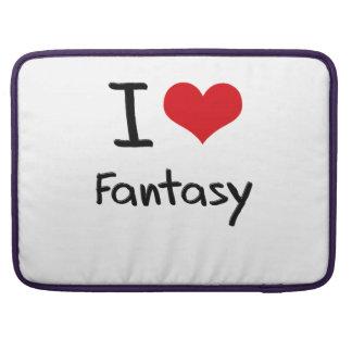Amo fantasía funda para macbooks