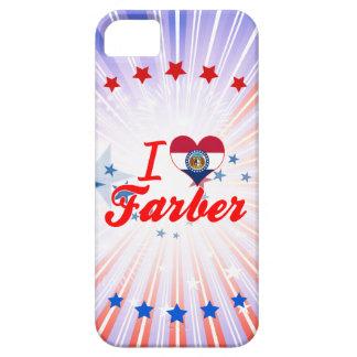 Amo Farber, Missouri iPhone 5 Carcasa