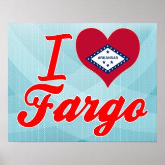 Amo Fargo, Arkansas Impresiones