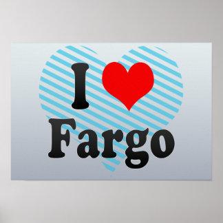 Amo Fargo, Estados Unidos Posters