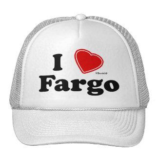 Amo Fargo Gorros Bordados