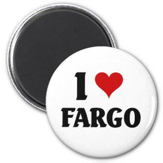 Amo Fargo Imán Redondo 5 Cm