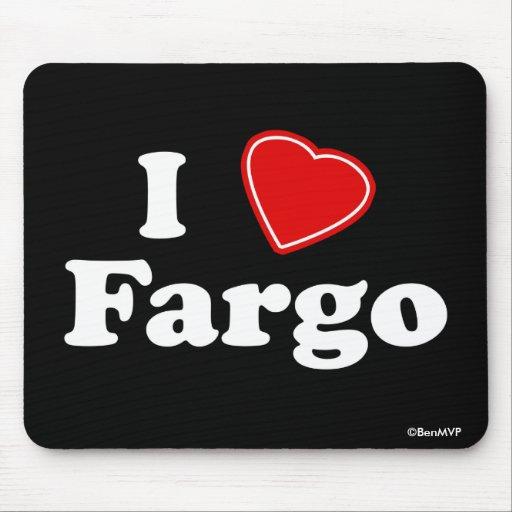 Amo Fargo Alfombrilla De Raton