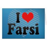 Amo Farsi Felicitación