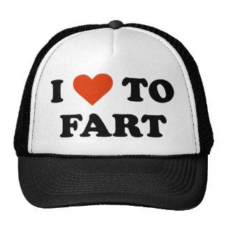 Amo Fart Gorra