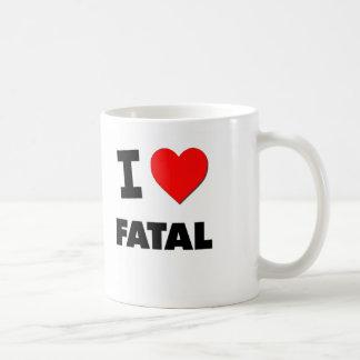 Amo fatal taza