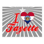 Amo Fayette, Missouri Postal