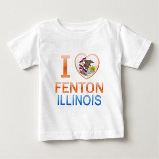 Amo Fenton, IL Remera