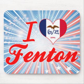 Amo Fenton, Iowa Alfombrilla De Raton