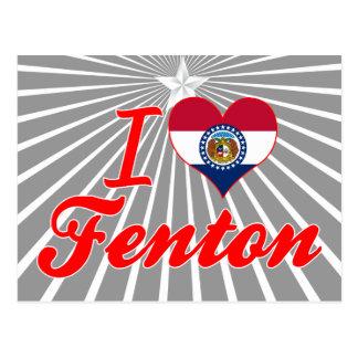 Amo Fenton, Missouri Postales